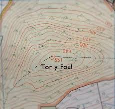 What Is A Topographic Map Map Reading Common Terrain Features
