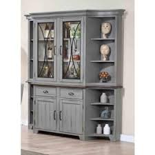 lisbon solid rubberwood china cabinet rubberwood buffets sideboards china cabinets for less overstock com