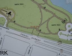 Map Of Salem Oregon by Riverfront Park