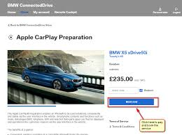 my account bmw how to add apple carplay on your bmw notebookreview