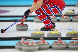 Norwegian Flag Pants Dotemirates The Norwegian Olympic Curling Team Wore Heart