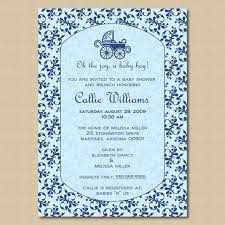 brunch invitation sle 30 best high class baby shower invitation wording images on