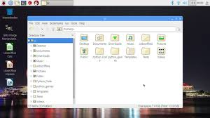 Rpi Help Desk Software by Raspberry Pi Pixel Desktop Youtube