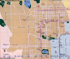 Beijing Map Beijing Haidian District Map 1 B Zoom Haidian Map By The