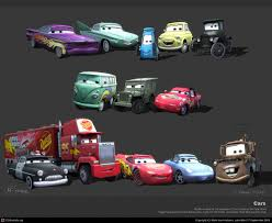 cars movie characters image cars video game characters 3 jpg world of cars wiki