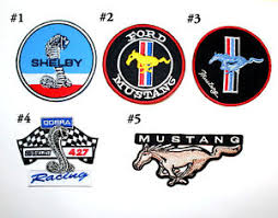 ford mustang patch ford mustang gt shelby cobra sports racing s clothing t shirt