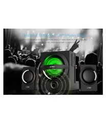 home theater f d 5 1 buy f u0026d a140x 2 1 bluetooth speakers black online at best price