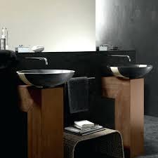 bathrooms design kohler bath sinks vessel clear and vanities