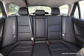 family car interior review 2012 acura tsx sport wagon the truth about cars