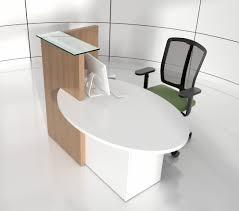 ovo reception desk left handed counter buy online at best price
