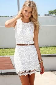 white lace dress amazing white lace dresses 2018 fashiongum