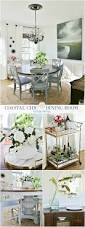 Chic Dining Room by Coastal Dining Room Makeover Sand And Sisal
