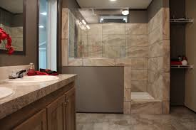 Master Bathroom Showers Some Of The Best Mobile Home Bathroom Ideas Us Mobile Home Pros