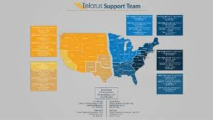 telarus sales and support teams