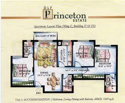 floor plans princeton dlf builders dlf princeton estate floor plan dlf princeton estate