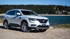 renault koleos 2016 interior renault koleos 2 5l 4wd full option 2017 u2013 dubai autos