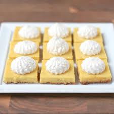 key lime pie bars recipe popsugar food