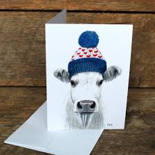 cow greeting cards greeting cards archives au bout du rang