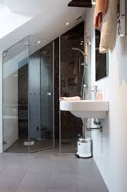 loft conversion bathroom ideas loft conversion showers fitting an enclosure a sloping