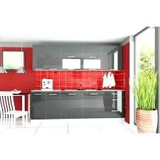 meubles cuisine gris meuble cuisine equipee pas cher brico dacpot cuisine acquipace