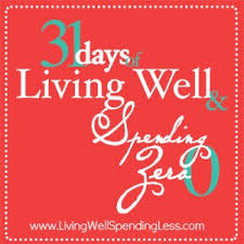re assess your budget day 29 living well spending less