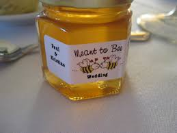 honey jar wedding favors the party favors elegantly yours