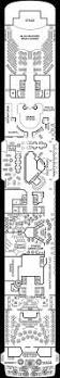 Carnival Sensation Floor Plan by Carnival Ecstasy Deck Plans