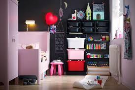 chambre pour fille ikea idée rangement chambre enfant avec meubles ikea