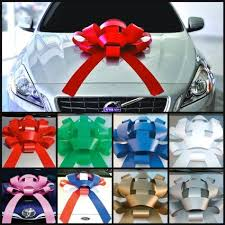 bows for cars presents 16 best large car bows car bows images on