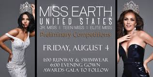 2017 Miss Earth United States Preliminary Contests Gala