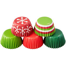 green mini cupcake liners 150 count by wilton
