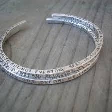 custom silver bracelets custom personalized bracelets silver gold charm custommade