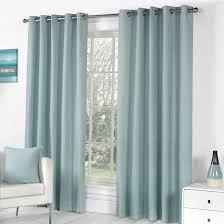 buy sorbonne duck egg eyelet curtains online home focus at hickeys