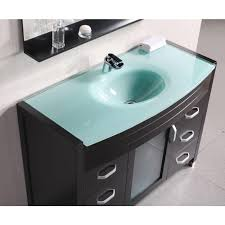 bathroom vanities with glass tops u2013 home design inspiration