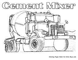 coloring coloring trucks