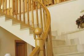 Newel Post To Handrail Fixing How To Reinforce A Wooden Staircase Railing Home Guides Sf Gate