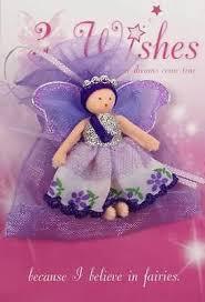 Tooth Fairy Gift Tiny Mini Wishing Worry Fairy Pocket Doll Fab Tooth Fairy Gift