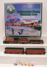 buy lionel 6 30109 o 27 nutcracker route christmas train set w o