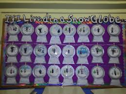 if i lived in a snow globe teaching photos classroom ideas