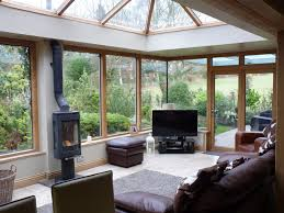 Sunroom Furniture Uk Inspired Conservatories Uk Contemporary Sunroom