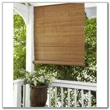 Patio Blinds Walmart Bamboo Patio Blinds Walmart Patios Home Furniture Ideas