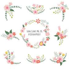 clipart flower free wedding clipart collection flower frames