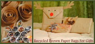 recycled christmas wrapping paper how to recycle brown paper bags for gift wrapping sining factory