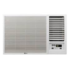 lg electronics 18 000 btu 230 208 volt window air conditioner with