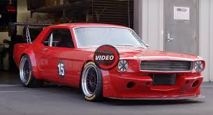ford 66 mustang custom 66 ford mustang shows shelby gt350r how it s done