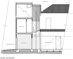 house architecture drawing house by andrew maynard architects