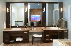 Bathroom Vanities With Lights Vanity Mirror With Lights For Bedroom Freeiam