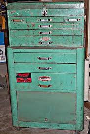 Rolling Tool Cabinet Sale Craftsman Two Piece Rolling Tool Cabinet