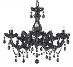 chandelier pictures image black crystal chandelier luxury u0026 black crystal chandelier