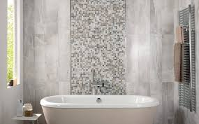 indoor mosaic tile wall porcelain stoneware matte fossil